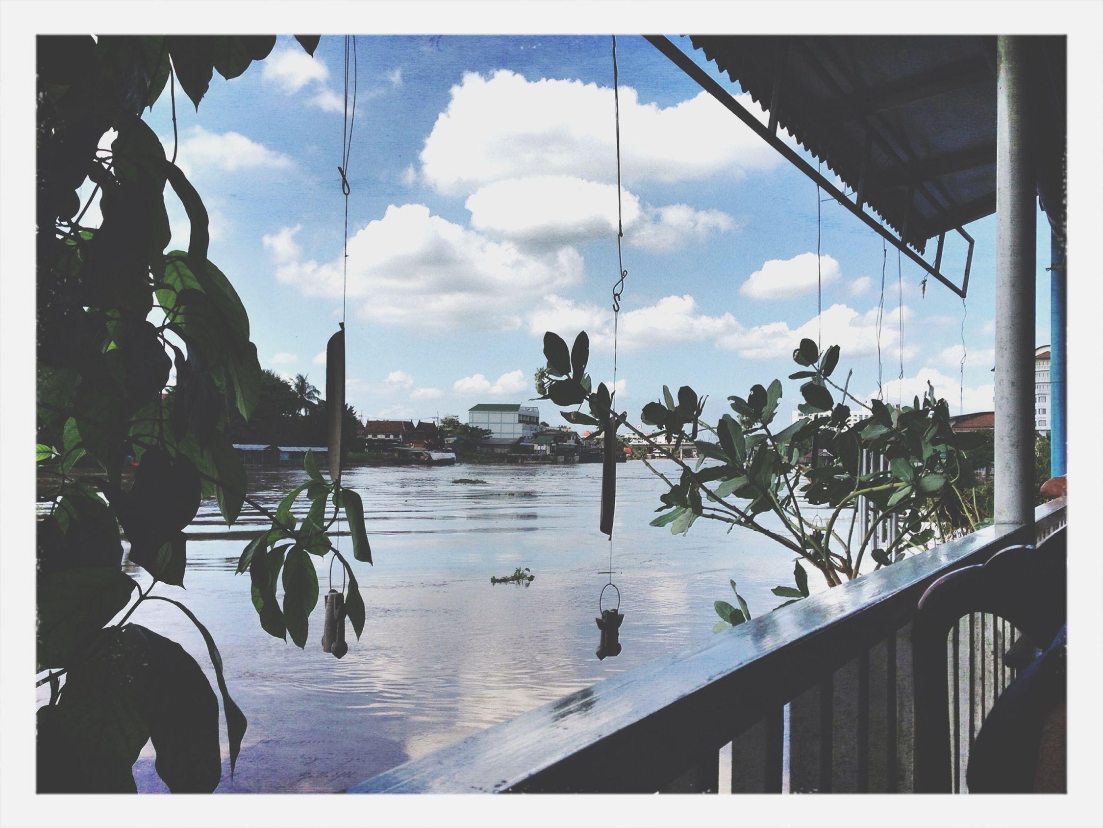 Ayutthaya   Thailand Clouds