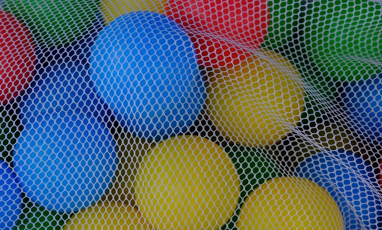 Background Backgrounds Ball Ballgame Ballgames Balls Beach Toys Blue Ball Colored Background Colors Cover Game Games Leisure Activity Leisure Games Little Balls Multicolored Net Netty Playing Playing Games Round Round And Round Toy Toys