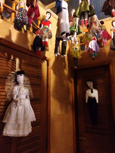 Traditional Dolls From Northwest In Brazil Female And Male Dolls Indicate The Bathrooms Representation Of Traditional Tissue Dolls Using By Kids In Northeast Brazilian Region Rustic Decor
