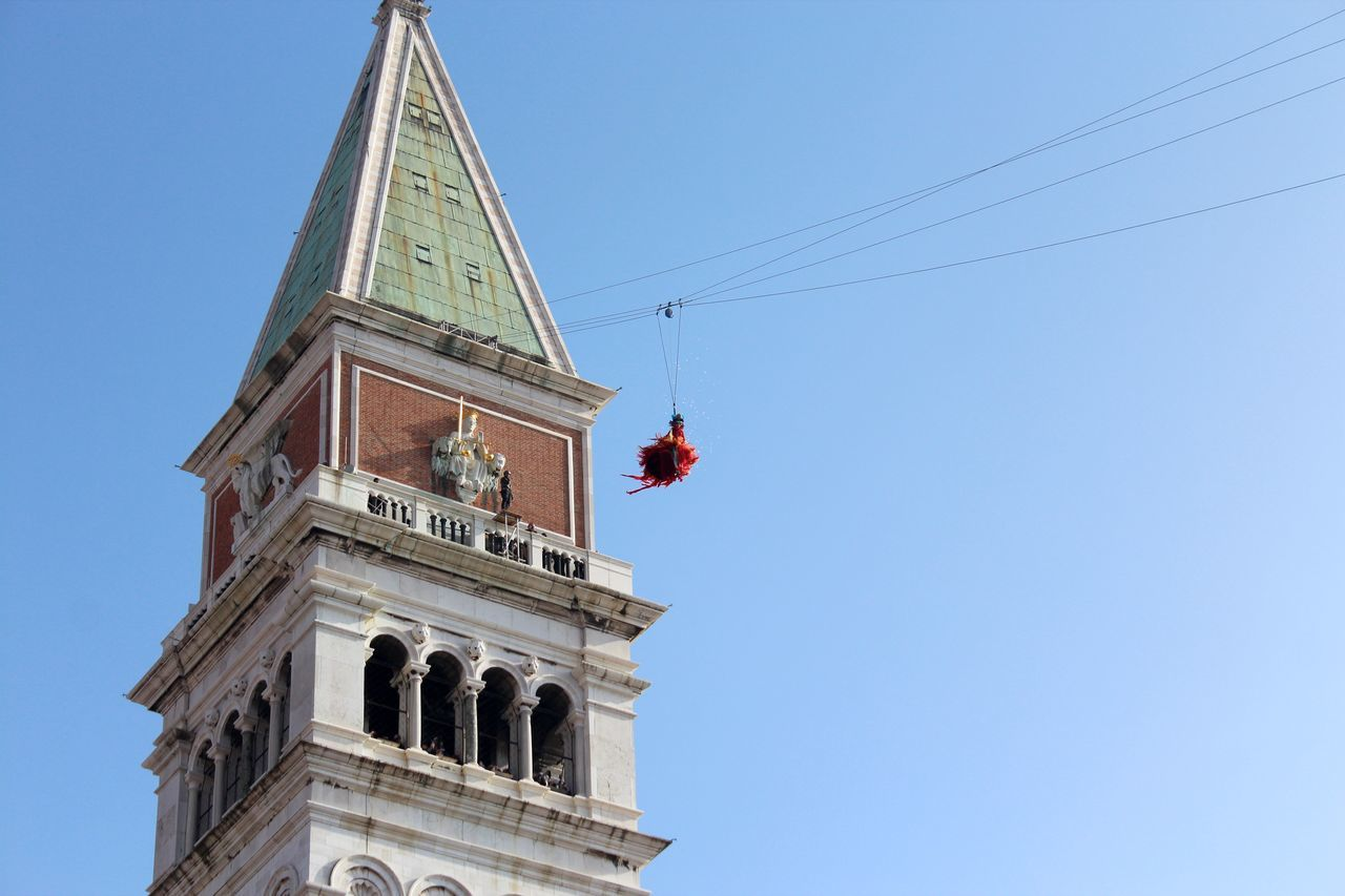 Angel Architecture Carneval Church Colors Of Carnival Famous Place Fly Piazza Venice Feel The Journey