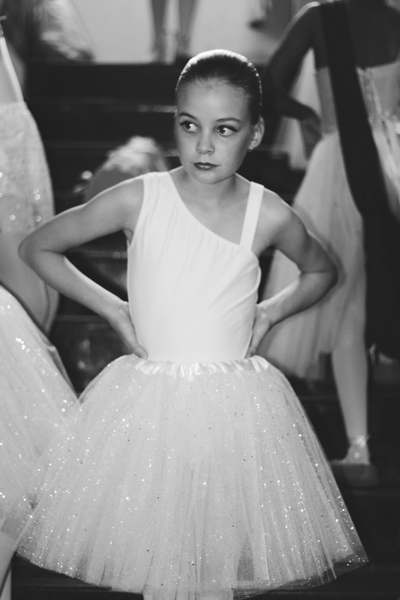 Showtime ✨ Ballet Ballet Dancer Beautiful Woman Portrait Beautiful People Dress Beauty Arts Culture And Entertainment Young Adult Women Evening Gown Ballerina Showtime Backstage Real People Glitter Ballet Shoes Ballet Studio