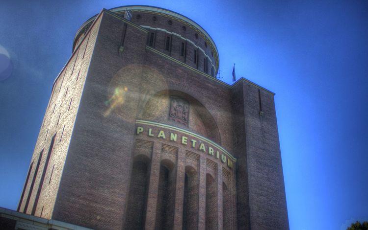 Building Exterior Built Structure Exterior Historic History International Landmark Modern Planetarium