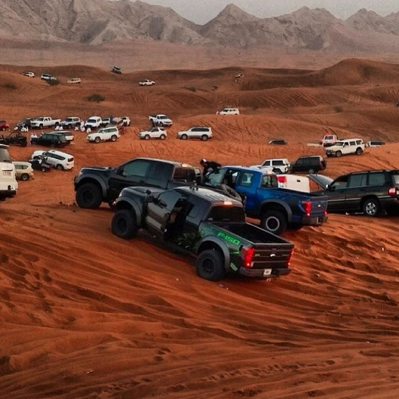 Can't wait for the weekend ?? Desertnation Offroadnation Svtraptor Fordraptor sdhq