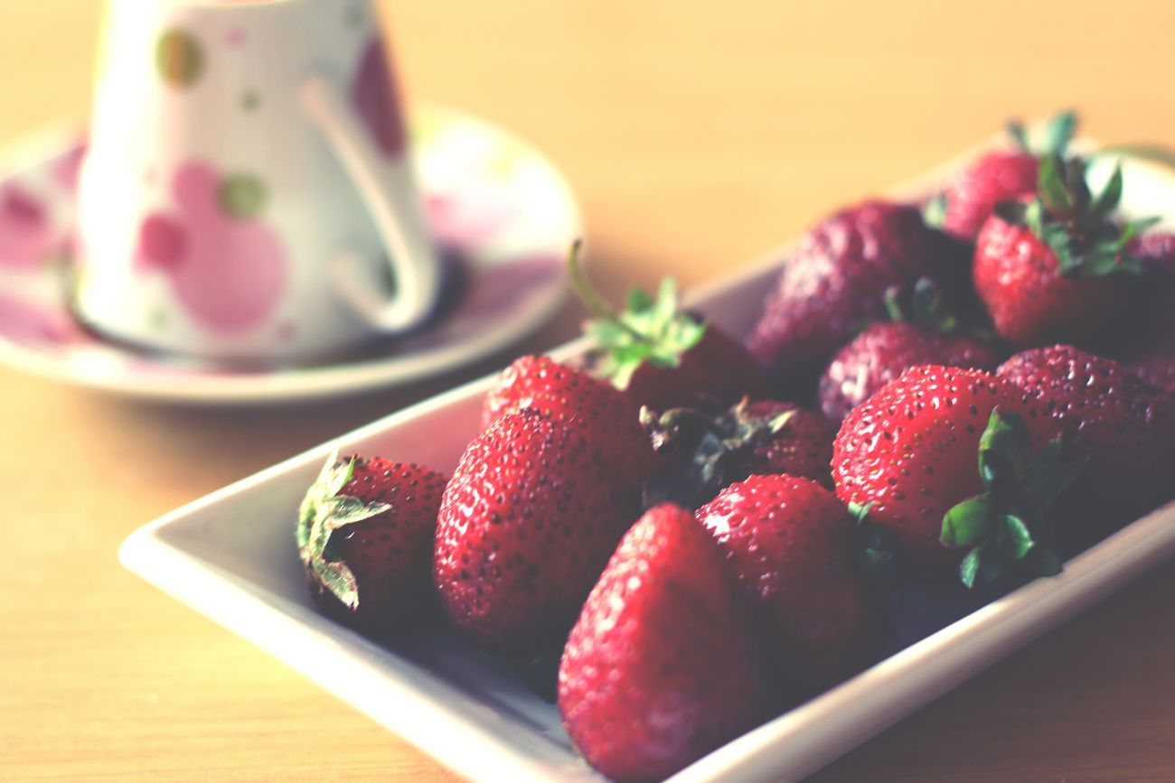 This Morning Morning Coffee Turkish Coffee Strawberries Good Morning Coffee Fortune Telling Yummy Yummy Wish Luck