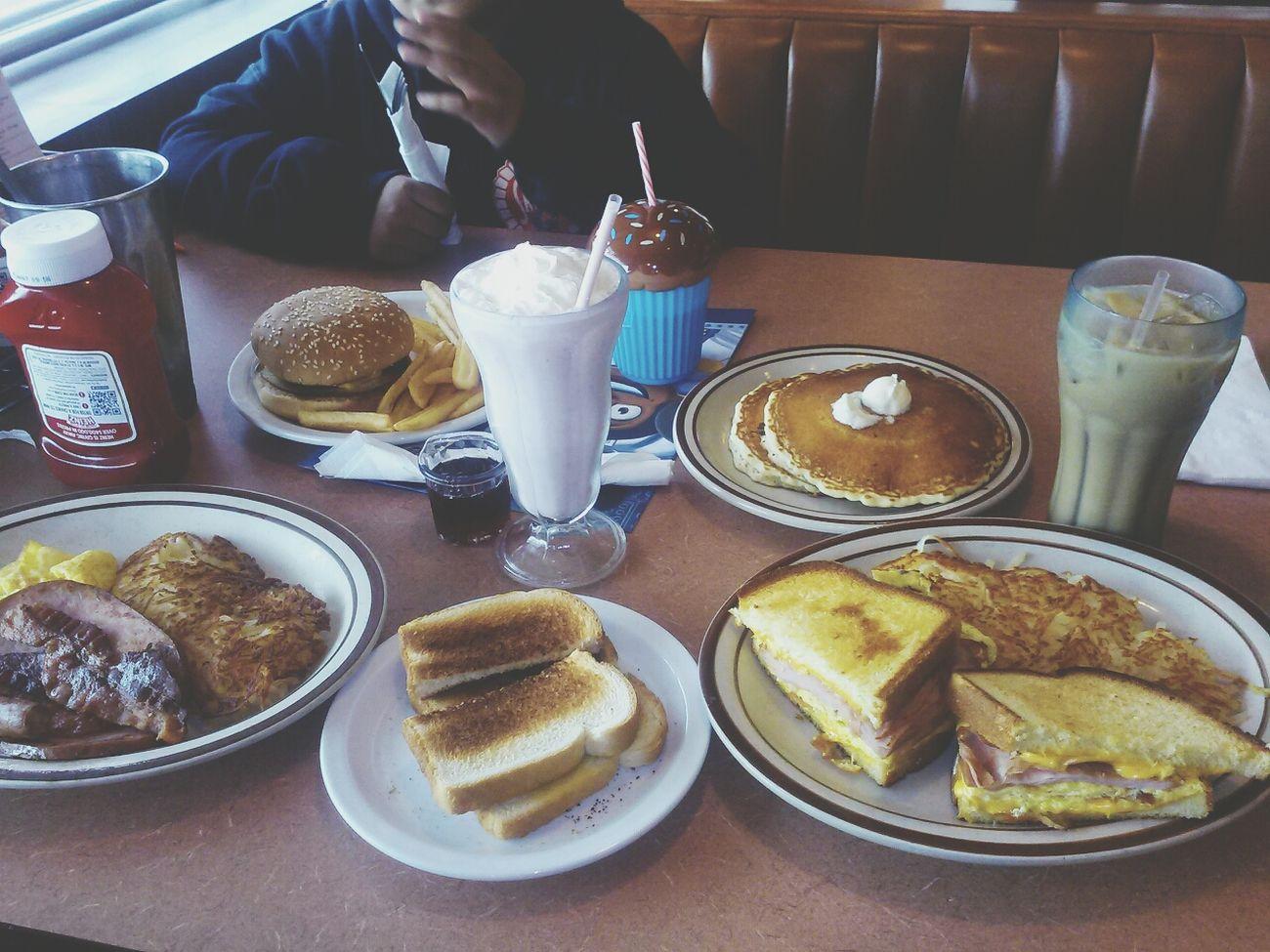 Denny's Breakfast Yum