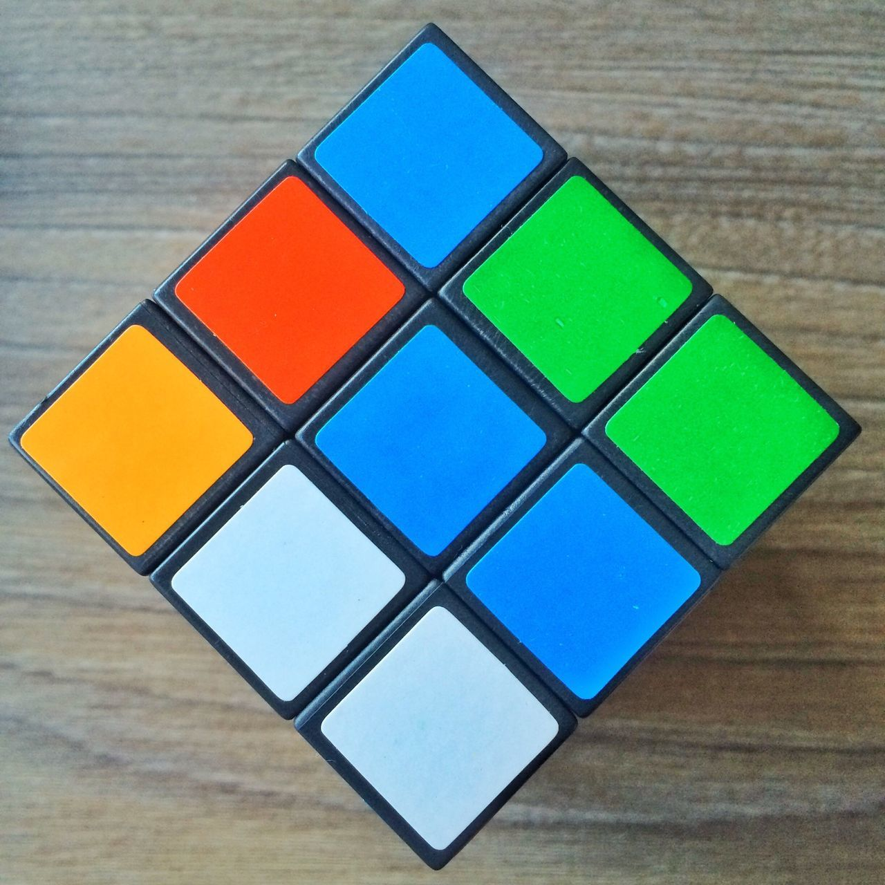 Beautiful stock photos of puzzle, Close-Up, Cube Shape, Directly Above, Focus On Foreground