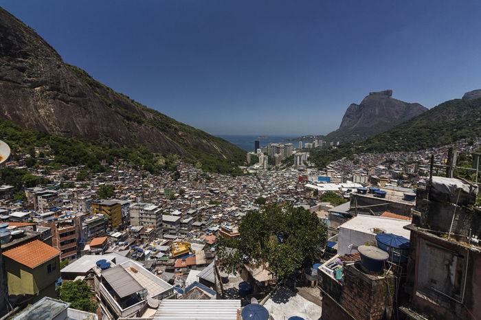 Rocinha, the largest favela in Brazil Brazil City Cityscape Cityscape Community Favela Favela Rocinha Favelabrazil Favelas Gavea Latinoamerica Rio De Janeiro Rocinha Slum South America Travel Destinations