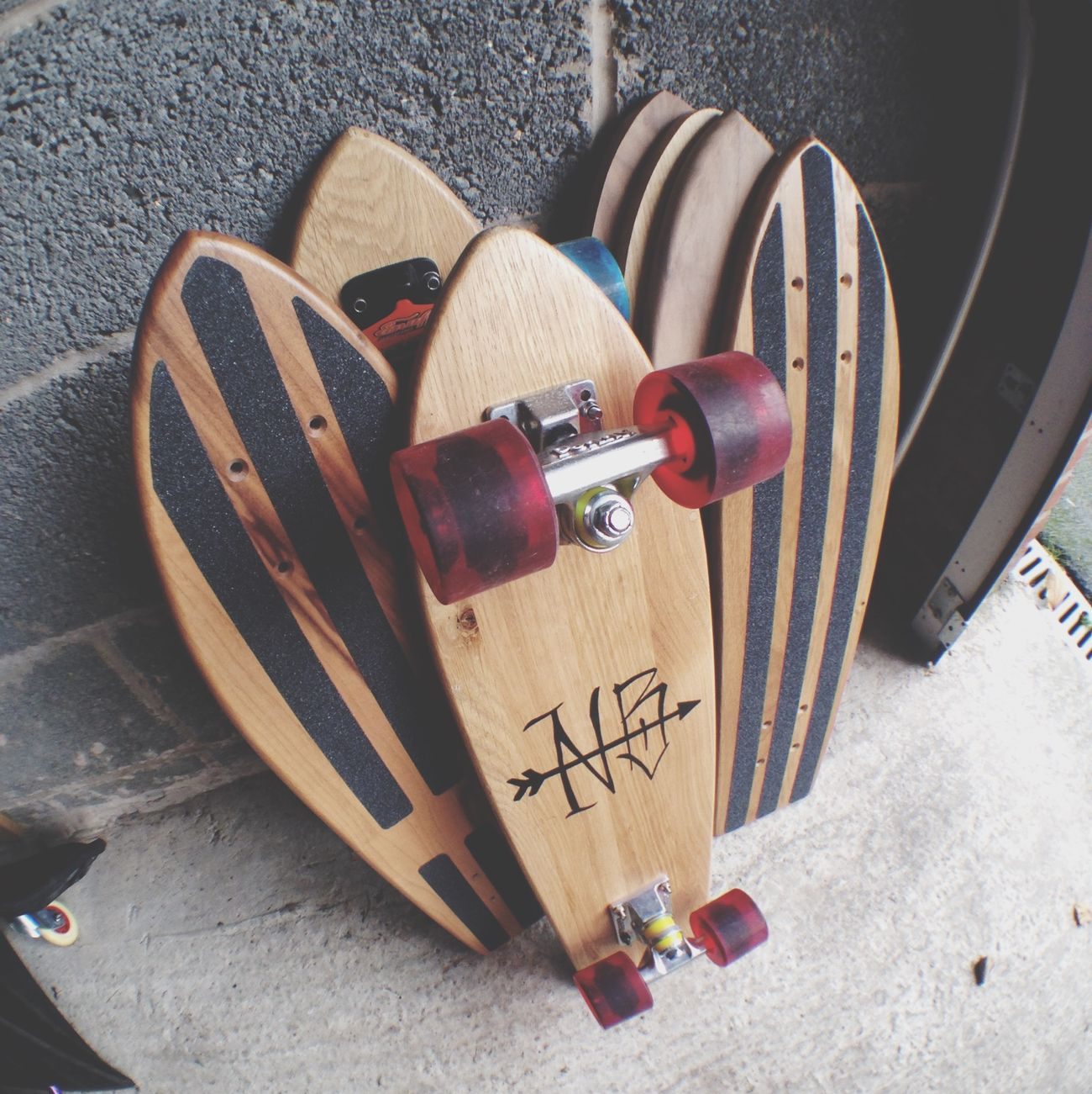 Skateboard Handmade Thenorth Northernboarders