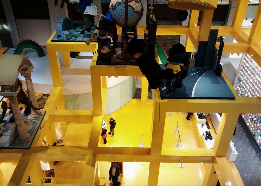 Lego Store @ Mall of America, Minnesota