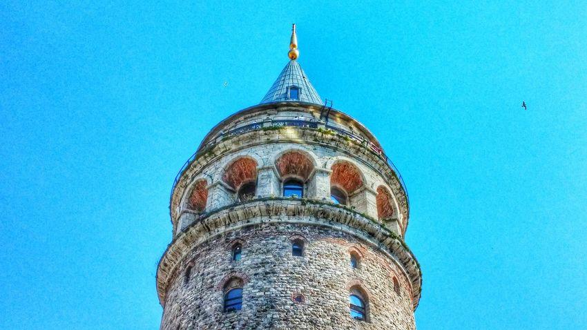 Galata Tower Kuledibi Historical Galata