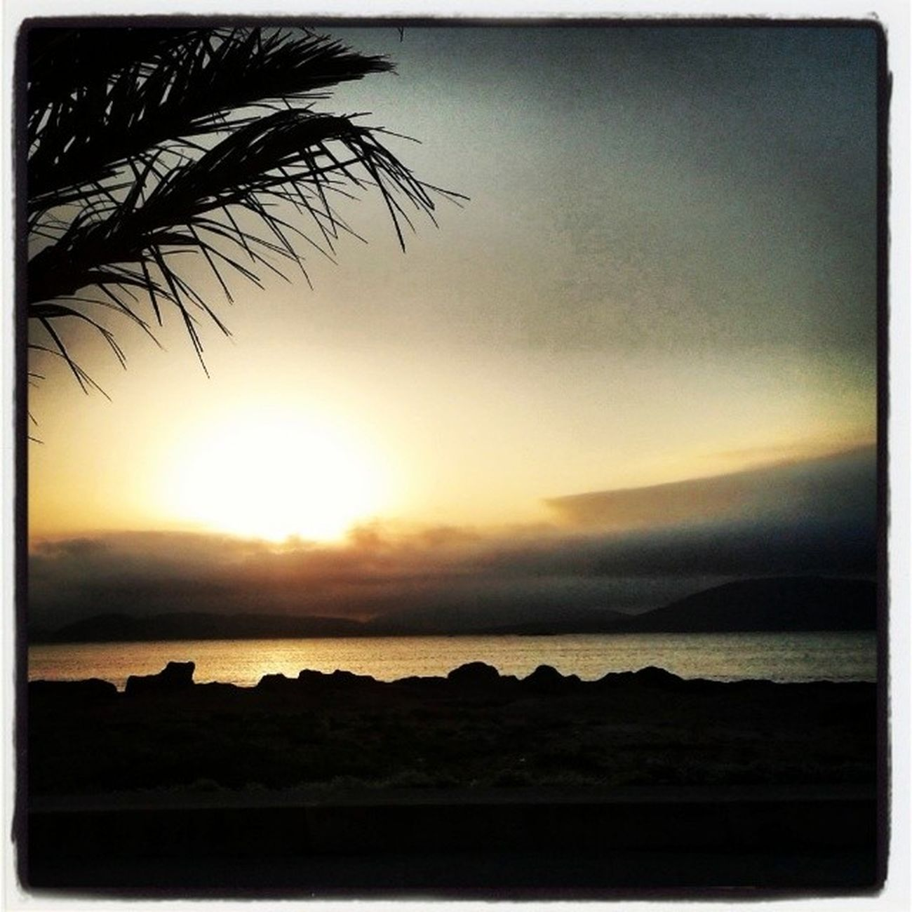 Tesori da conservare Sky Igersardegna Tramonti_italiani Sardinia Terra Sarda  Sky And Clouds Relax Shadows