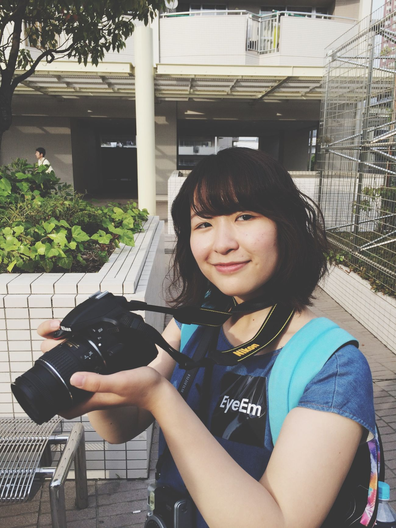 FGEM Tokyo 4 どや顔 Portrait Of A Friend Thanks To EyeEm Project 2014