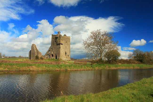 sragh Castle Tullamore Offaly