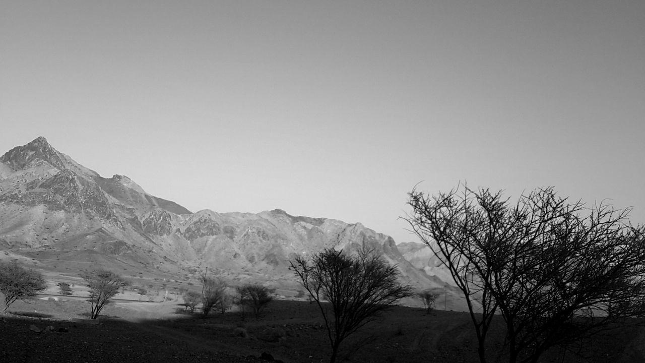 Black or white. Darkness And Light Mountains Nature Rocky Mountains Oman Fujairah Blackandwhite