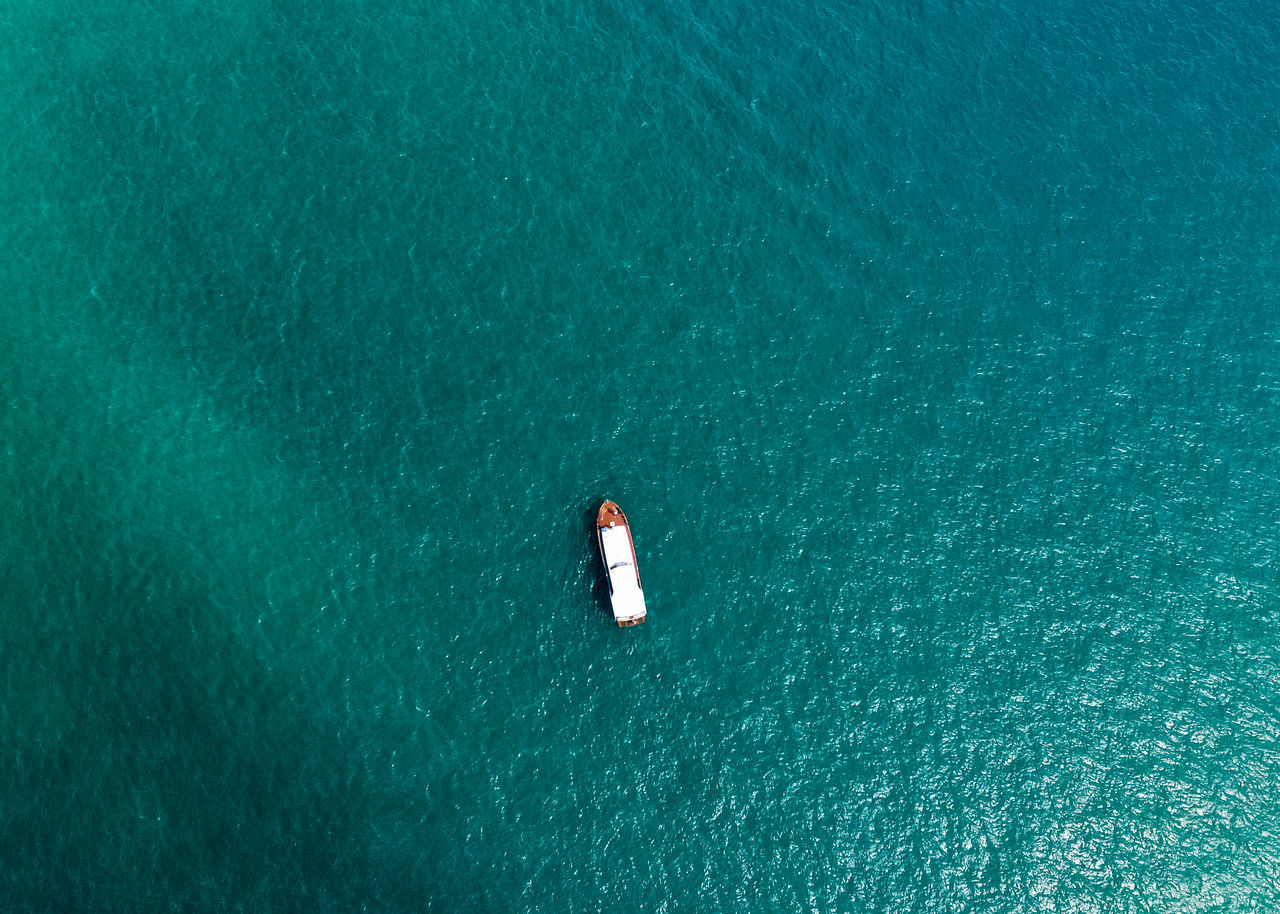 Beautiful stock photos of detroit,  Aerial View,  Beauty In Nature,  Boat,  Day