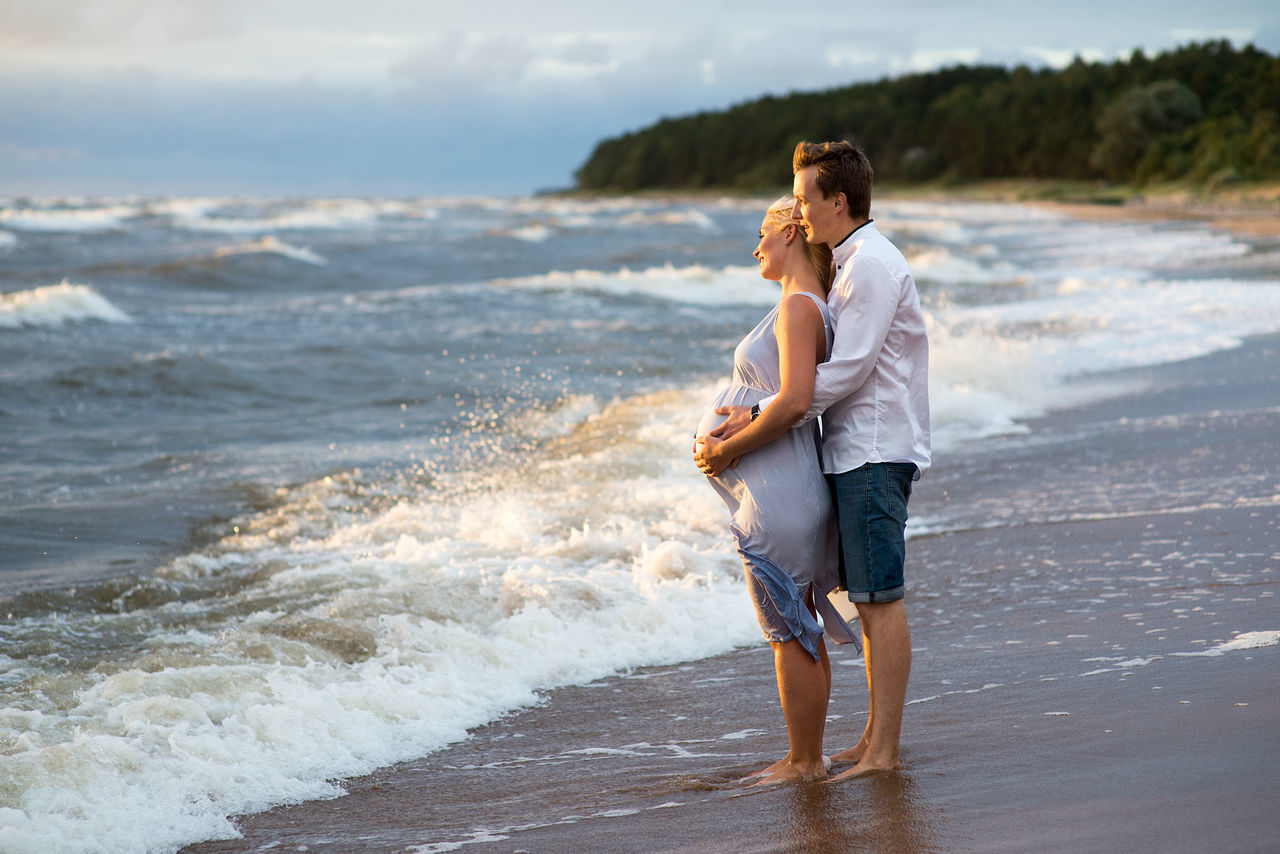 Beautiful stock photos of valentinstag, beach, sea, wave, sand