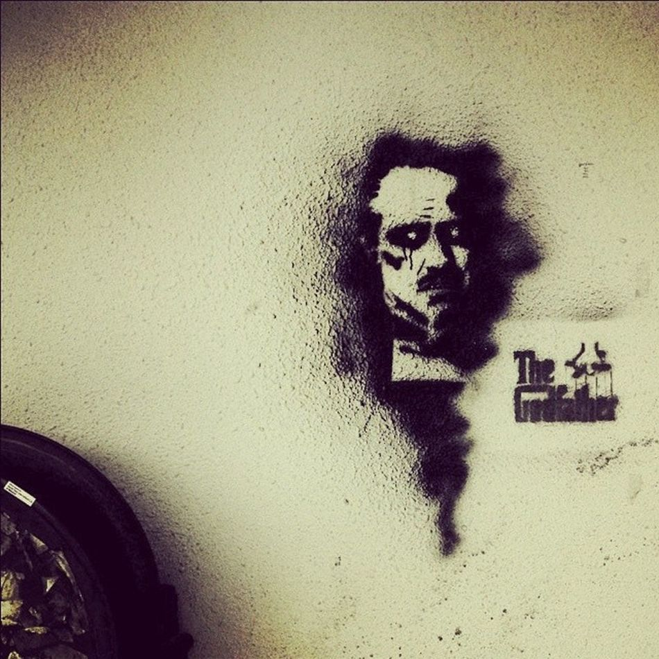 Graffeti Godfather Throwback