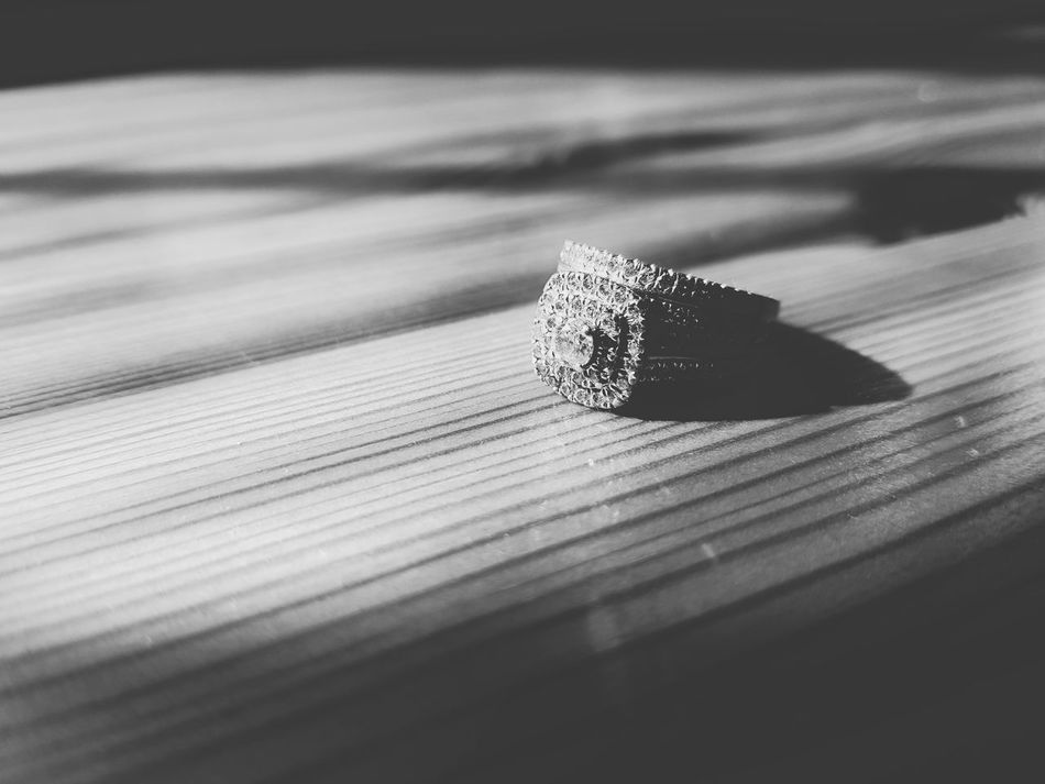 I do Close-up No People Fragility Black & White Blackandwhite B&w Wedding Wedding Photography Wedding Ring Jewellery Rings Macro