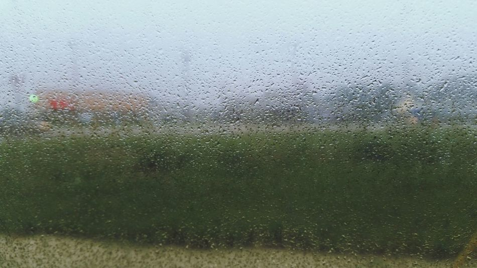 When it rains?