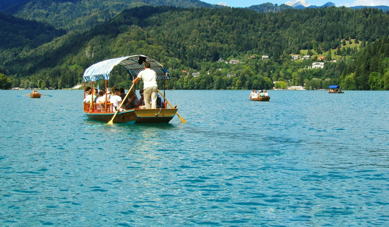 Lake Water Travel Photography Travel Destinations Tourist Attraction  Tourism Outdoors Mountains And Sky Mountain Landscape Bled Island Bled Lake Slovenia Bled, Slovenia Bled Castle Slovenia Scapes Slovenian Alps Slovenia Nature Water_collection Nature On Your Doorstep Boat Tourist Tourist Destination
