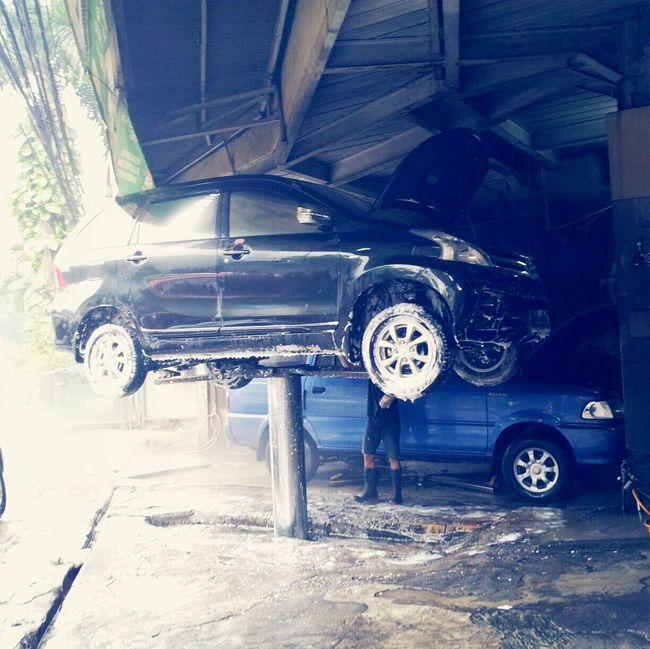 Car Wash Pejaten Jakarta INDONESIA