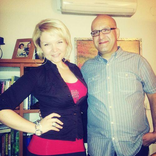 Con Un Muy Buen Amigo !!!!