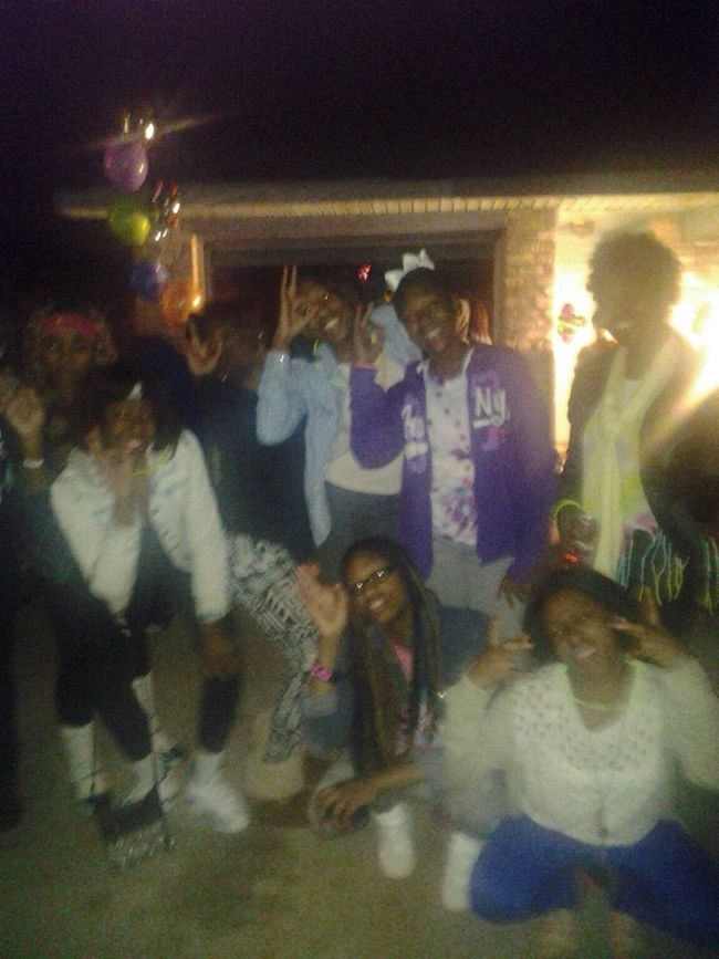 Us Last Night