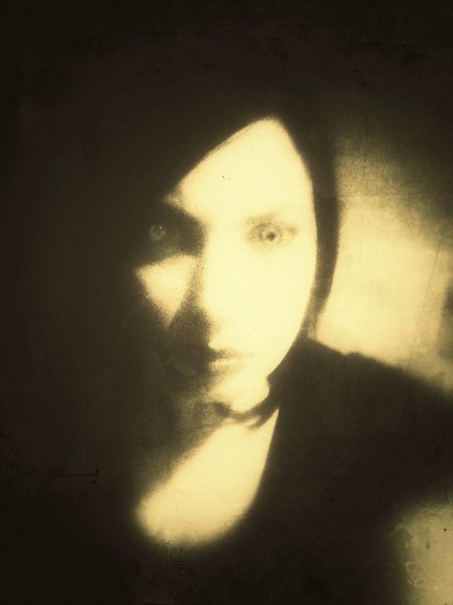 Daguerreotype Dark Portrait OpenEdit Selfportrait_tuesday_nonchallenge Darkness Vampires And Werewolves Dark Edit