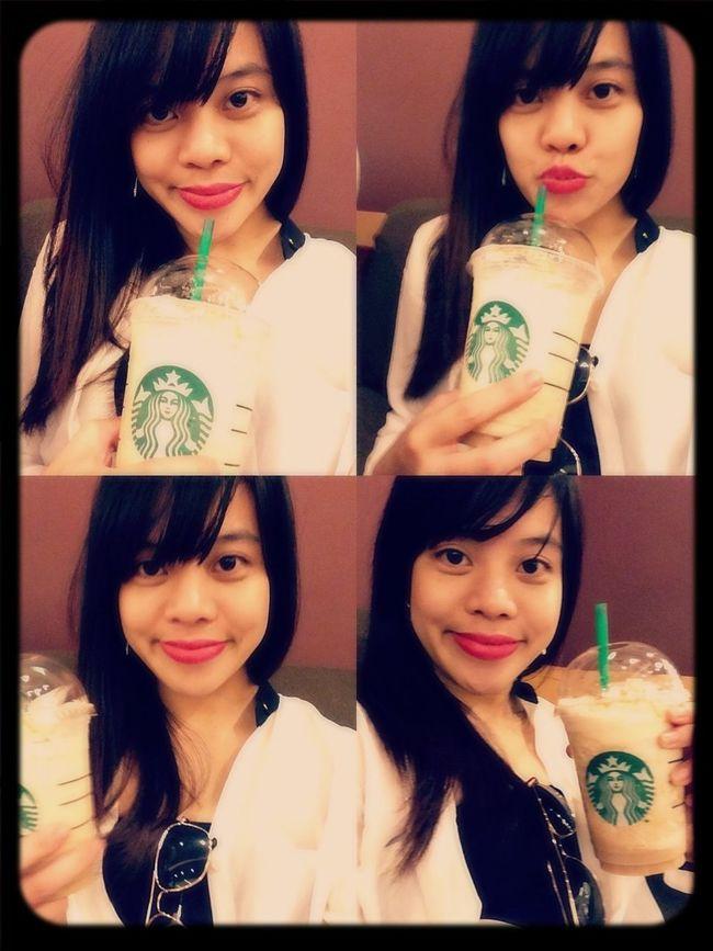 Caramel Frappè Starbucks Chic
