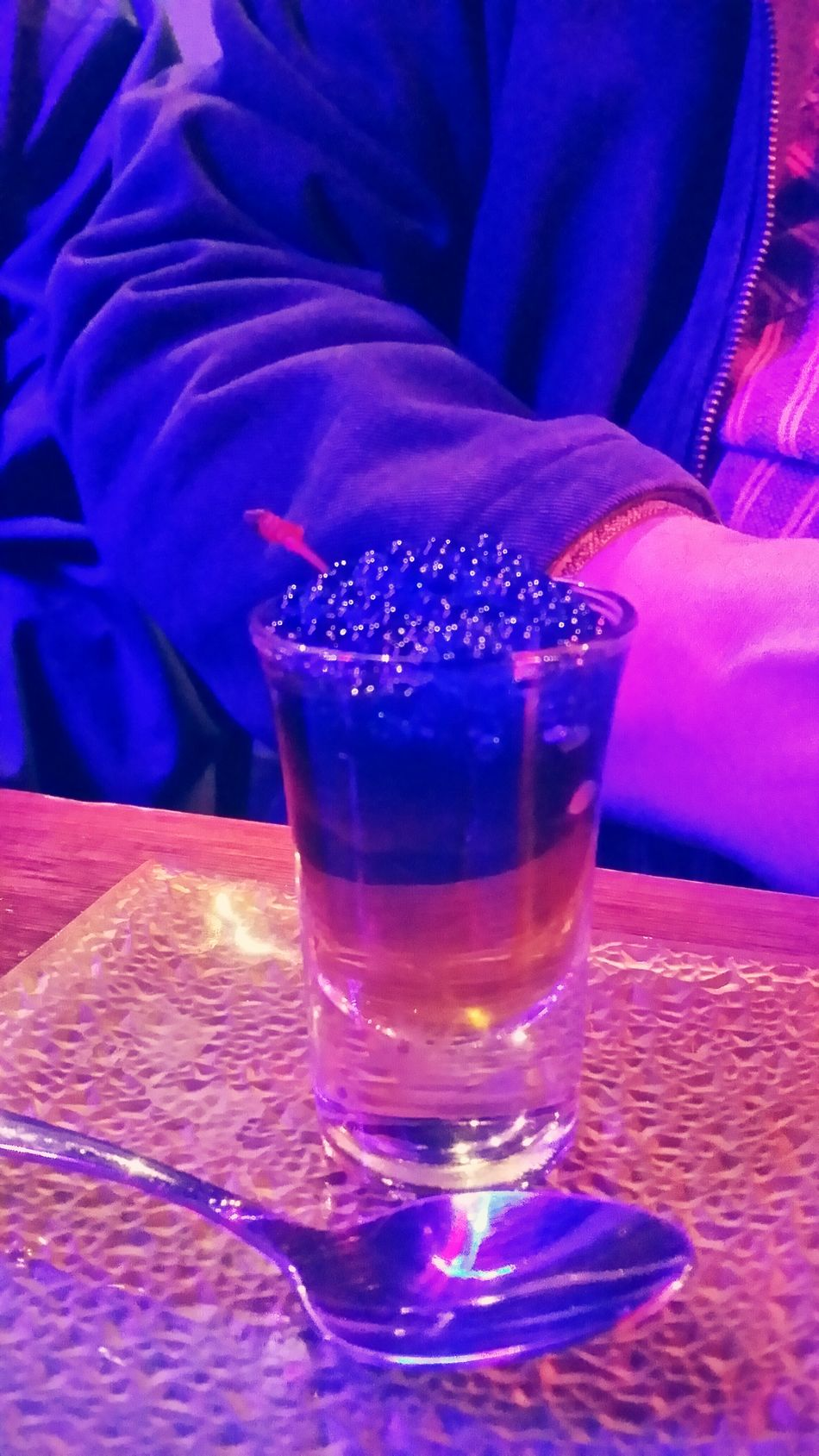 Drunken cherry shot. 🙊 The Best Mixology