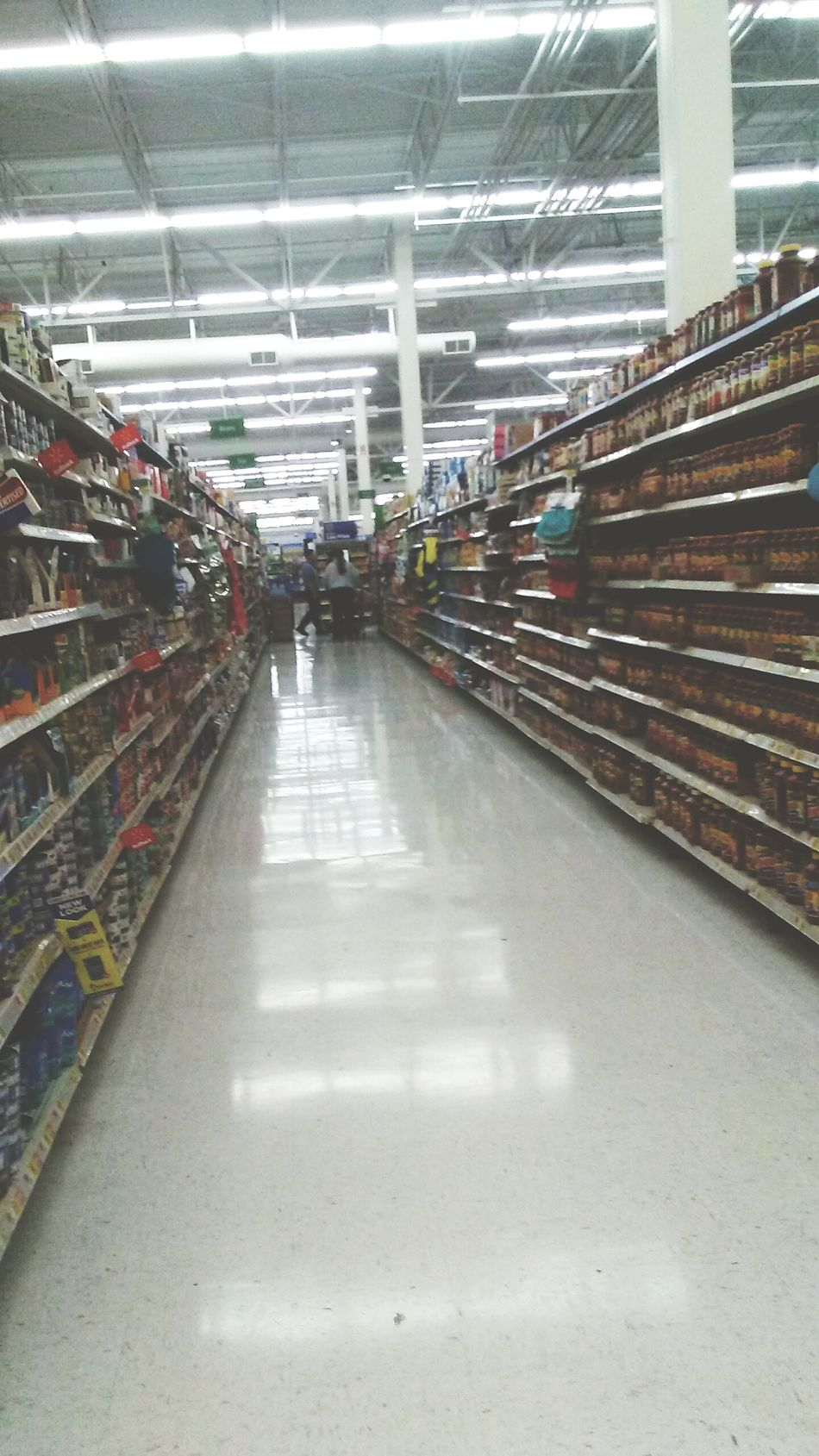 Fall in love with the ordinary Industry Indoors  Large Group Of Objects Business Finance And Industry Shelf Factory No People Supermarket Day Architecture Illuminated Walmart Supermarket Retail