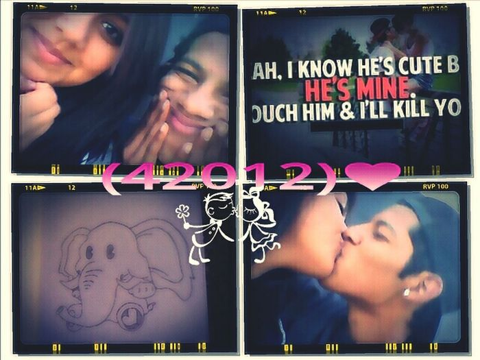 My Baby :* <3 Since (4.20.12)