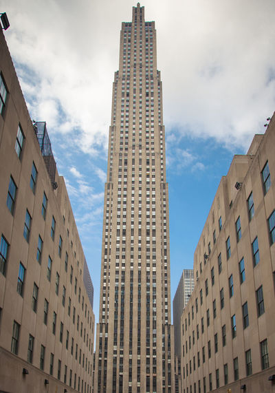 Rockefeller Center in New York City Architecture Building Exterior Built Structure International Landmark Landmark New York New York City NYC NYC Photography Rockefeller Center Rockefeller Center, New York Skyscraper
