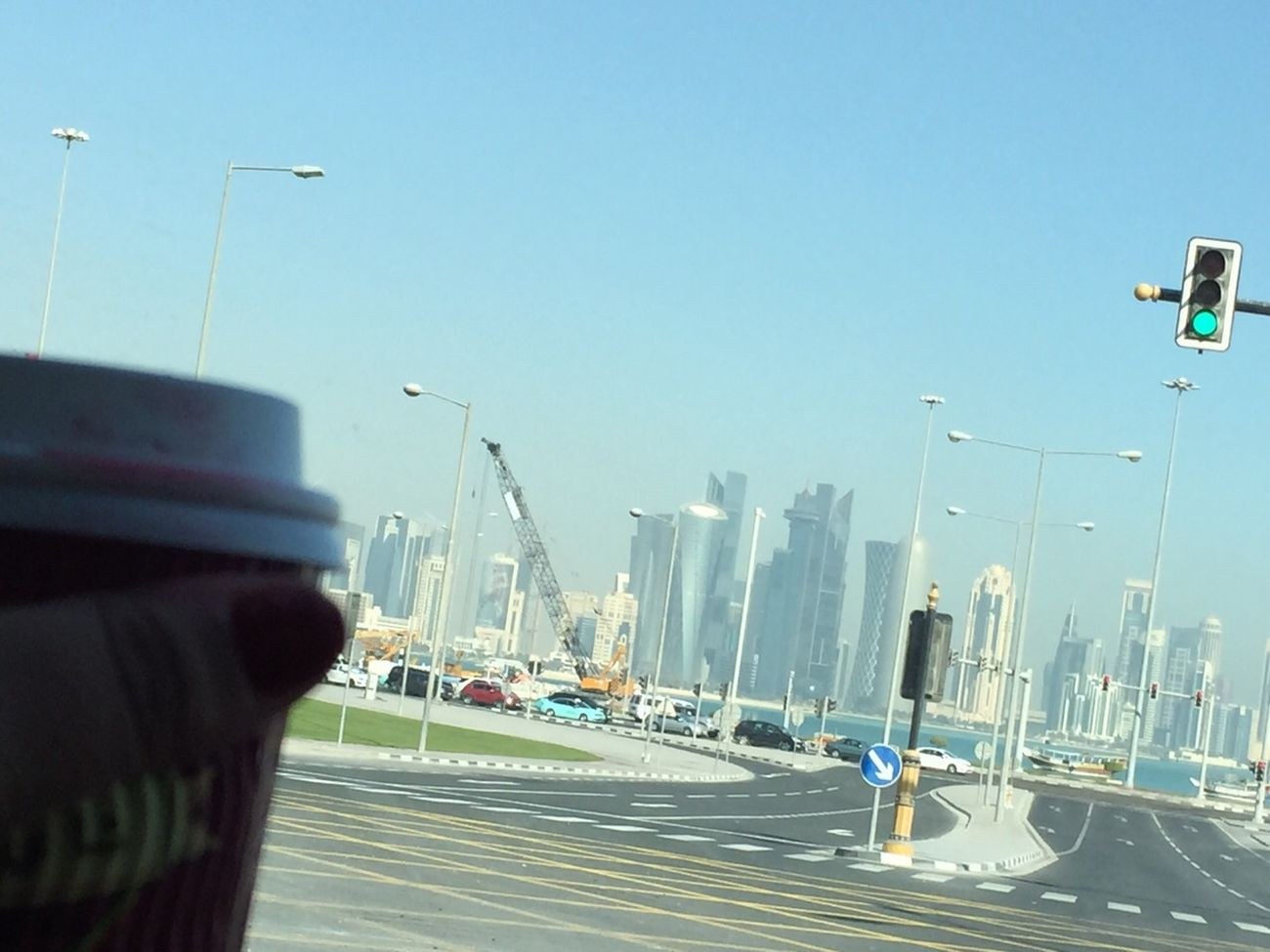 Qatar انا Ebtsam The City Light