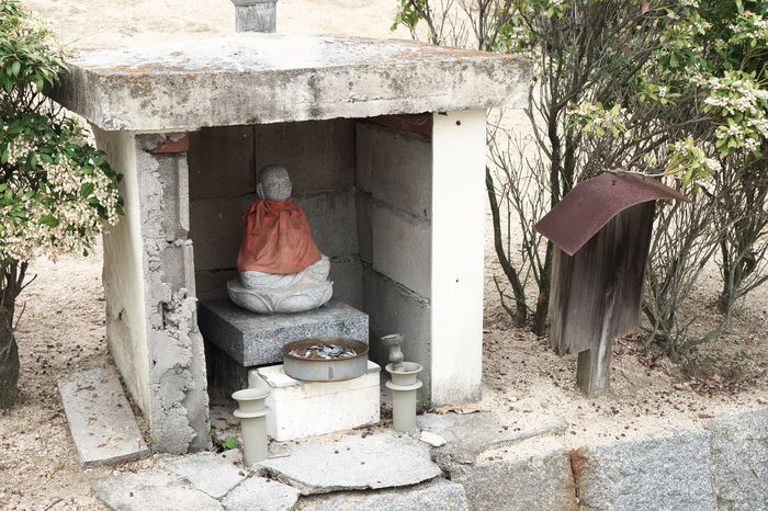 Architecture Built Structure Day Jizo No People Old Outdoors Outside 地蔵