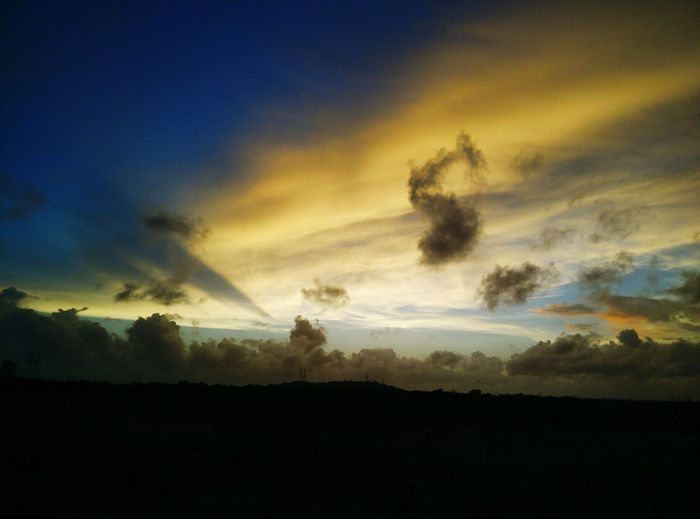 Meditating Sky Summer2015 Realcolors
