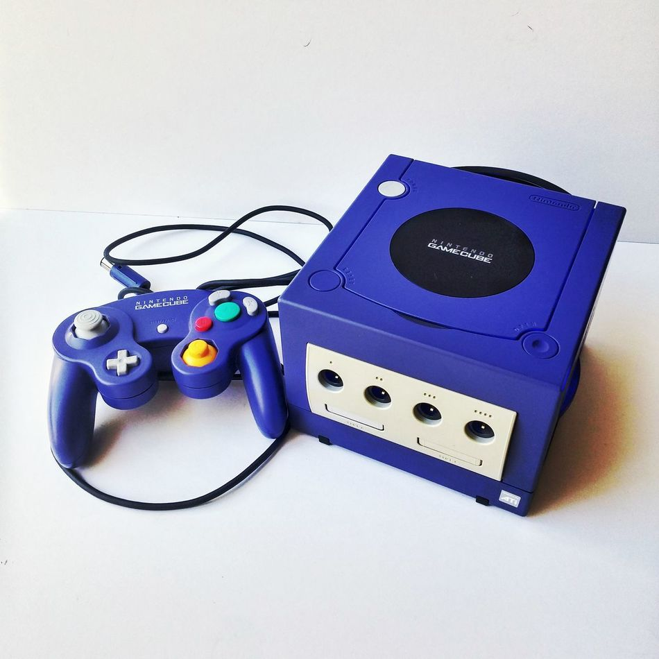 Nintendo Game Cube Close Up Close-up Control Detail Equipment Game Cube Indoors  Nintendo No People Retro Retro Video Games Still Life Technology Video Games Vintage