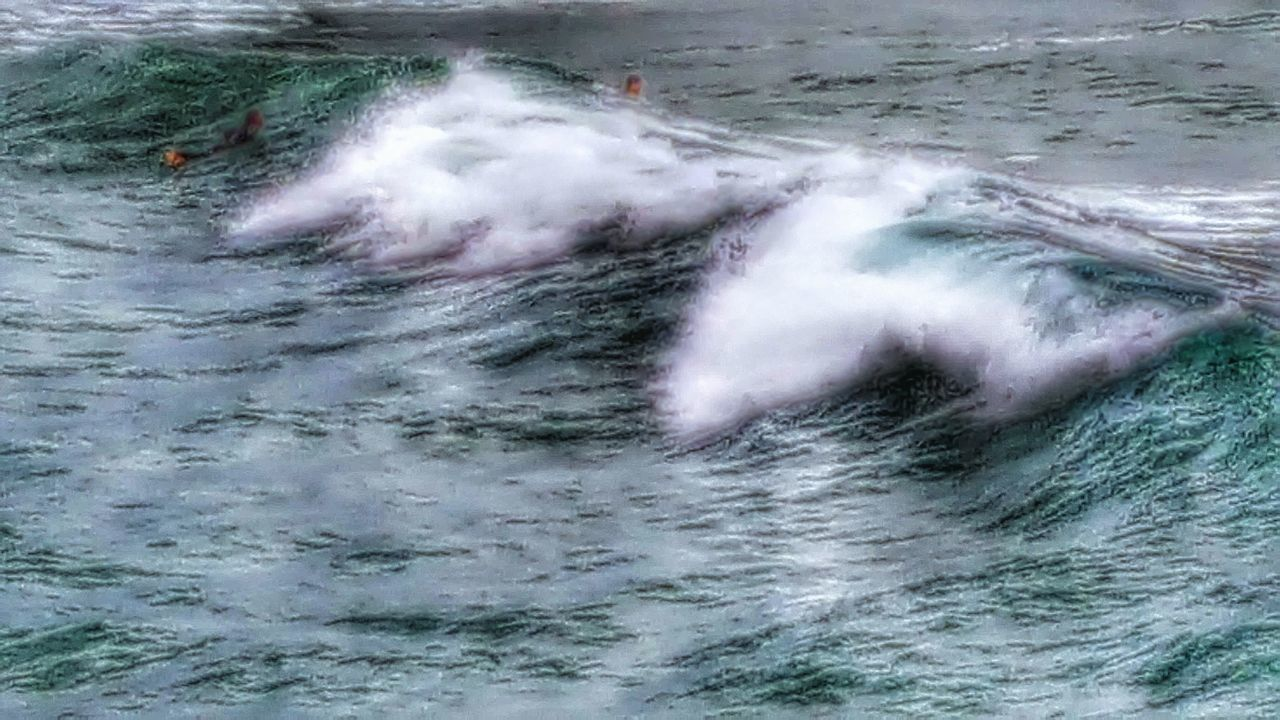sea, waterfront, water, motion, no people, wave, nature, day, outdoors, beauty in nature