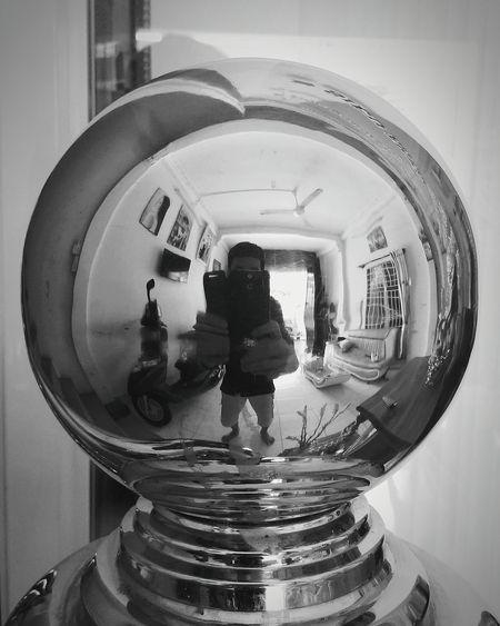 Reflection Black & White Open Edit Indoor My Best Photo 2015