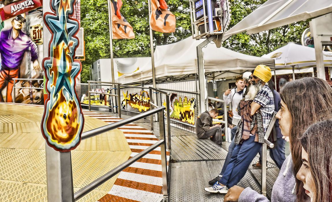 Arrangement Day HDR Kermis Kirmes Kultur Leuk Lifestyles Outdoors People Retail  Spaß
