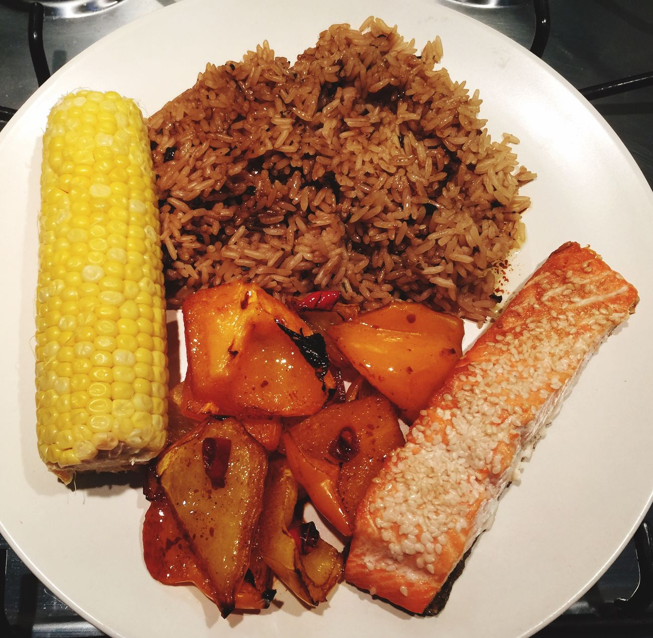Healthy Food Home Cooked Dinner