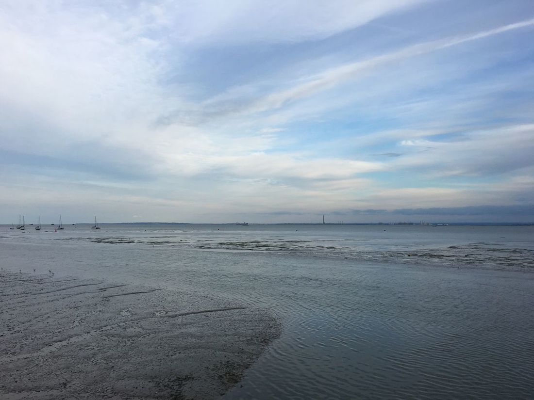 Bell Wharf Coast Seaside Creek Tideout Sea Nofilter#noedit Nofilter Leigh On Sea Leighonsea Oldtown