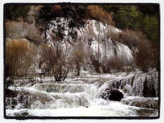 nature_collection at rio cuervo,cuenca by Noelia