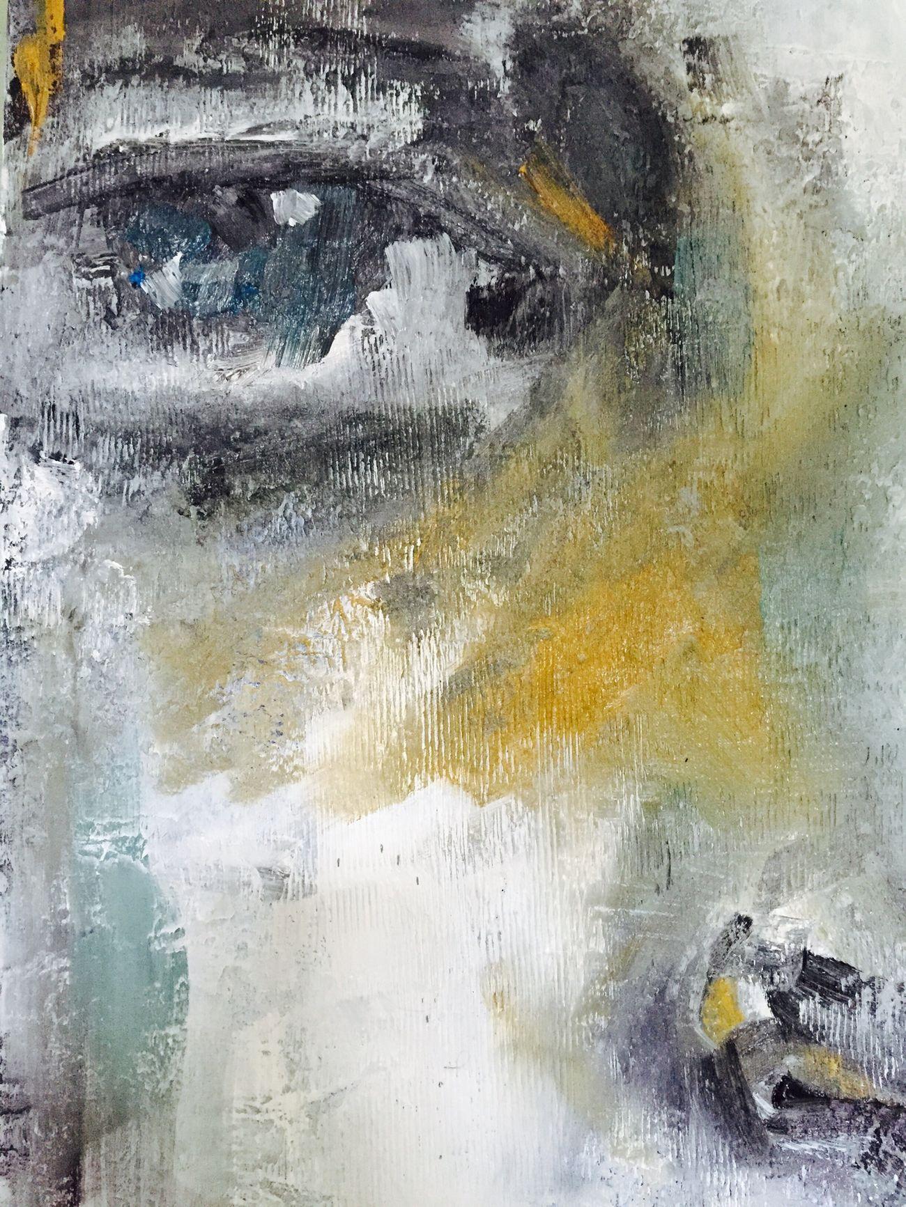 Détail de mémento mori 80x80 Cm Artist Portraits Kunst Work On Progress Oil Painting Art