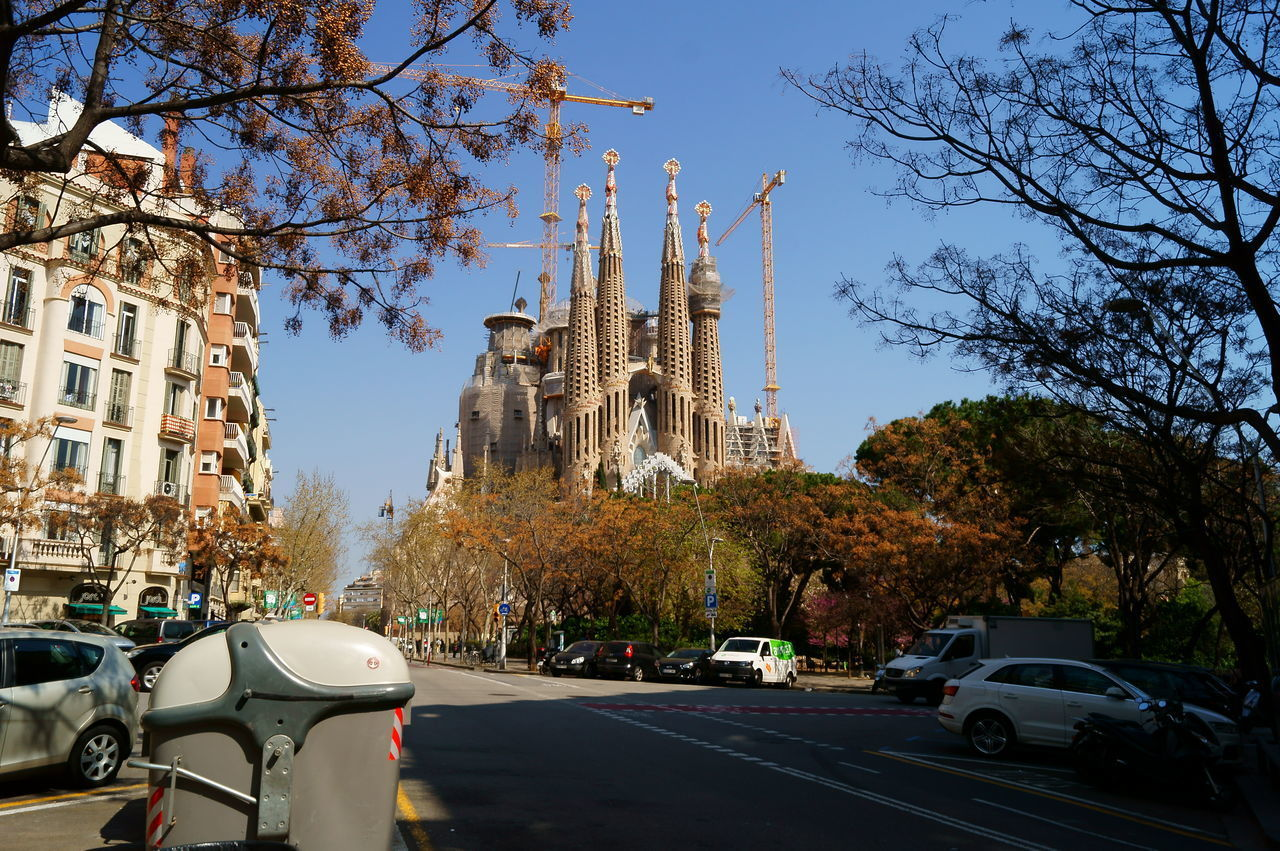 Ancient Ancient Architecture Backgrounds Barcellona Barcelona Barcelona España Barcelona, Spain Cathedral Church City Day Full Frame Holiday Minster Neogothic Outdoors Roman Sacred Places Sagrada Familia Sagradafamiliabarcelona Sky Spagna
