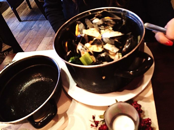 Mealtime Mussels Belgian Mussels