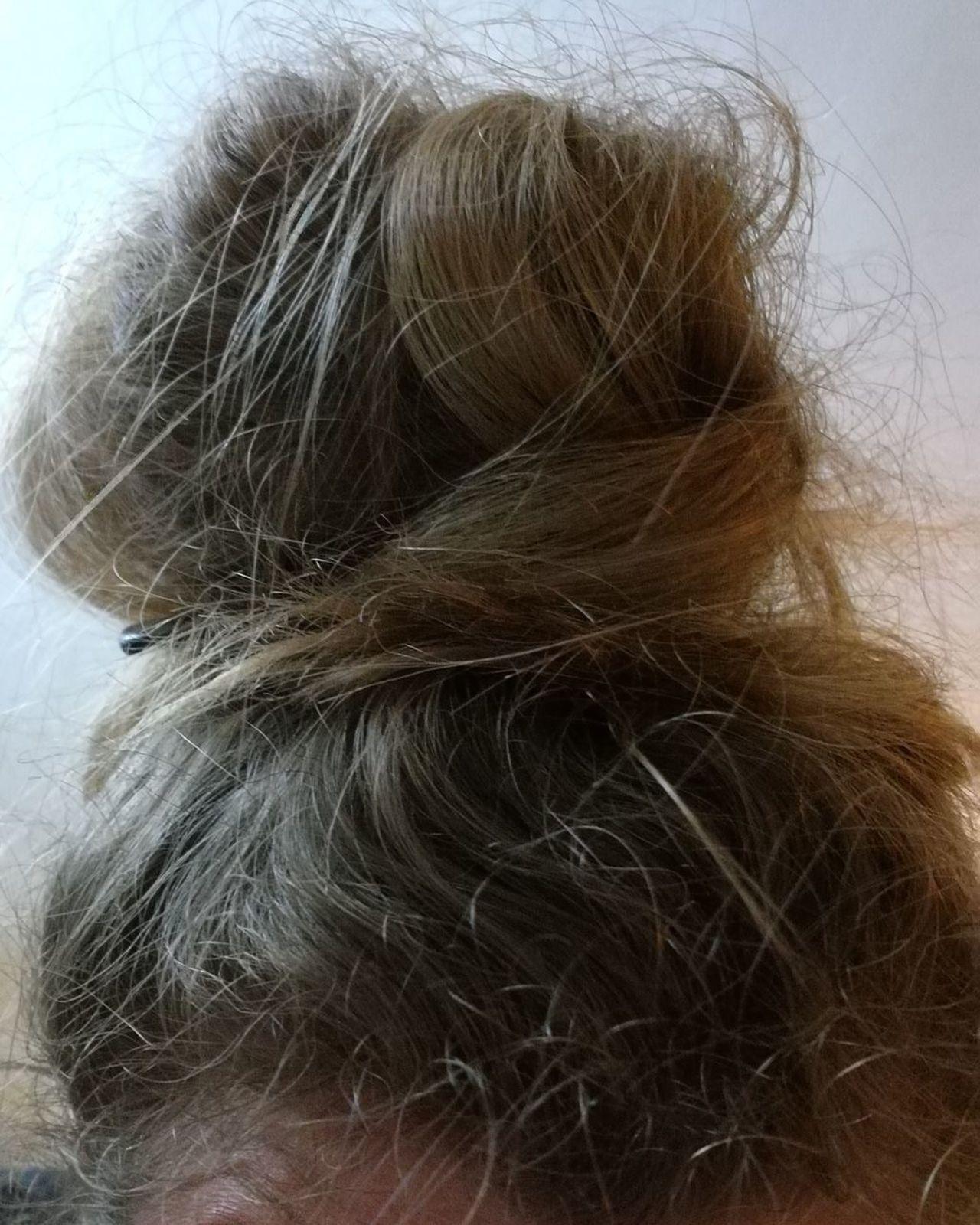 Human Hair Blond Hair Women Close-up Day Front Camera Hair Selfıe Myhair