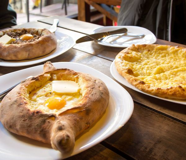 EyeEm Selects Food Ready-to-eat No People Homemade Food And Drink Hachapuri National Food Georgian Food Tastyfood