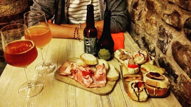 Food And Drink Freshness Food High Angle View Person Tomato Large Group Of Objects Boyfriend Boy And Girl Love Love It Lovers LoveEat Loveeating Aperitivo  Aperitivo Time