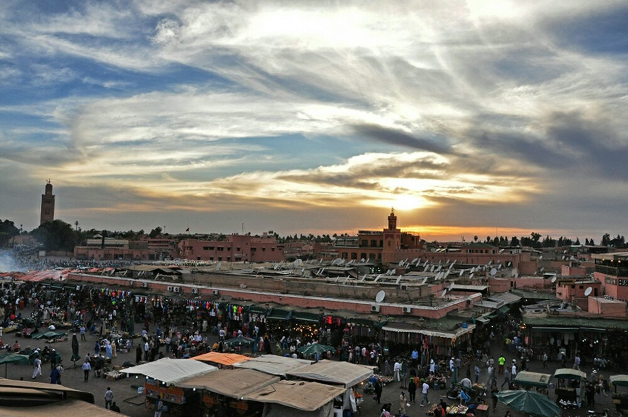 This is one of my Favourite Places in the World! One of the most Famous Plazas. There you can find from Storytellers to Snake Charmers and Musicians. Colorful and Majestic Jemaa El Fnaa. Must See the Sunset from Café De France Balcony whilst hearing the Sounds Of Life coming from All Around . Telling Stories Differently Sunset_collection Famous Place I Love This City! The Architect - 2016 EyeEm Awards The Great Outdoors With Adobe - Marrakech Jemaaelfna Morocco
